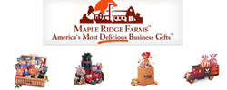 Maple Ridge Farms Food Gifts